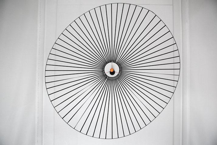 Vertigo lamp by Constance Guisset photo © Mikko Ryhänen