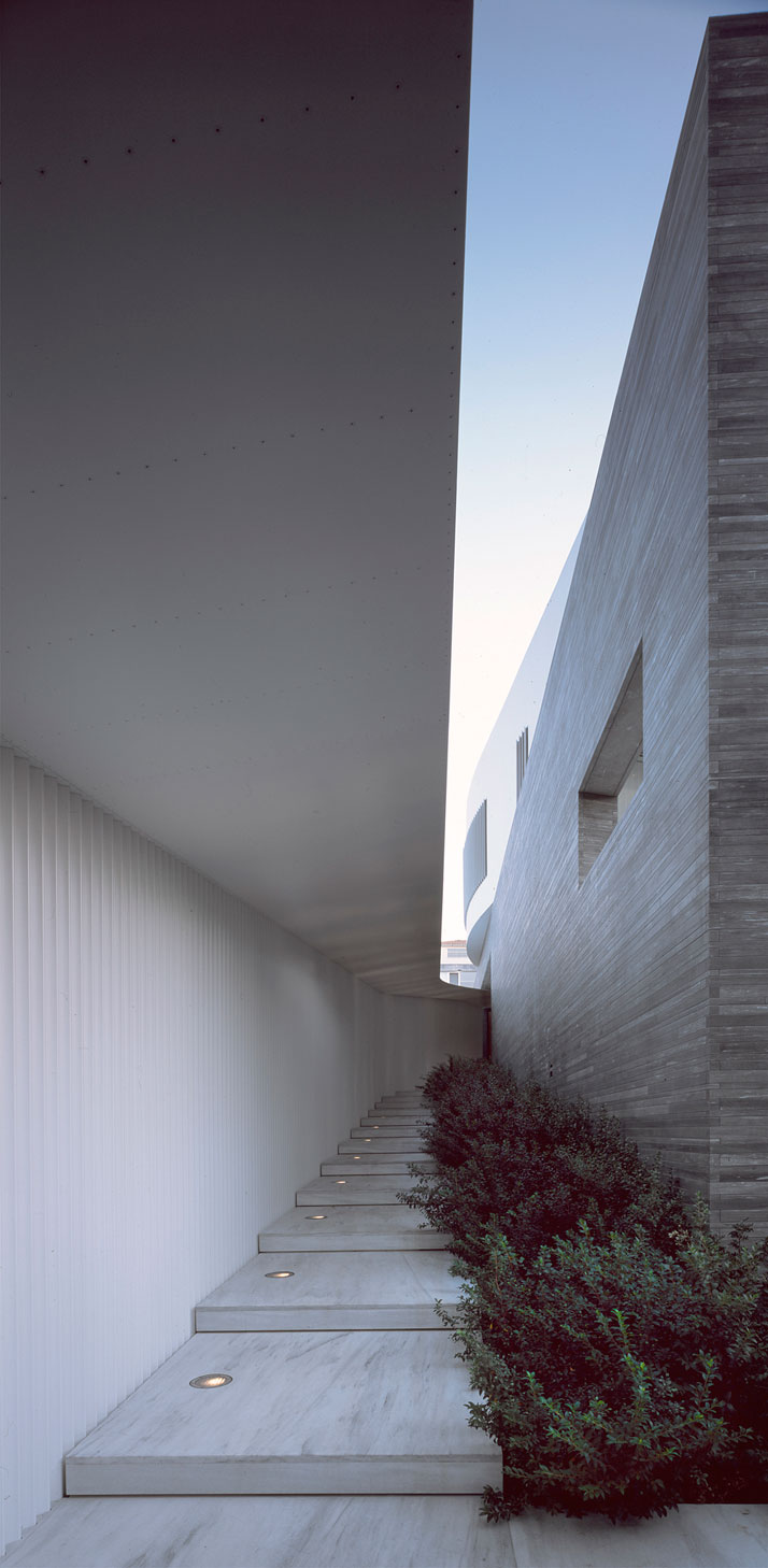 A Private House By Divercity Architects In Psychiko