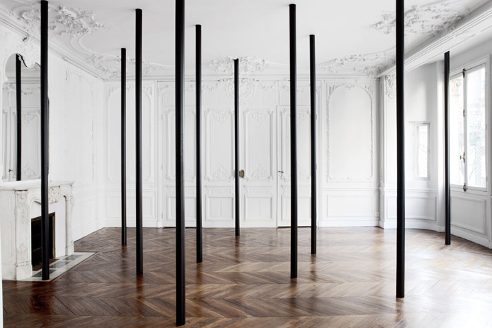 Berger&Berger, Vanishing Point, 2011. photo by Guillaume Ziccarelli