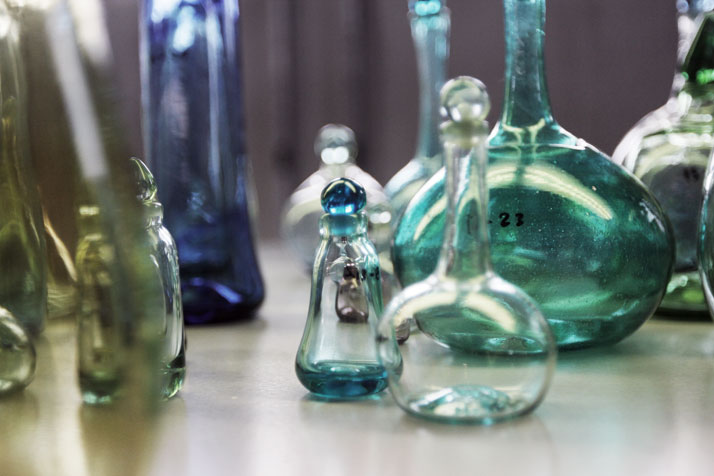 Nikos Haritakis glasswarephoto © Costas Voyatzis for Yatzer.com