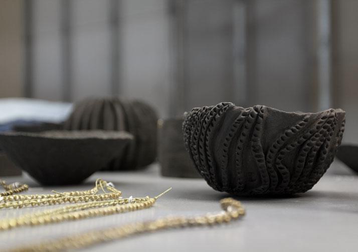 Laura Venizelou ceramics & jewelryphoto © Costas Voyatzis for Yatzer.com