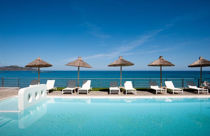 Geriausiai įvertinti viešbučiai Kretoje