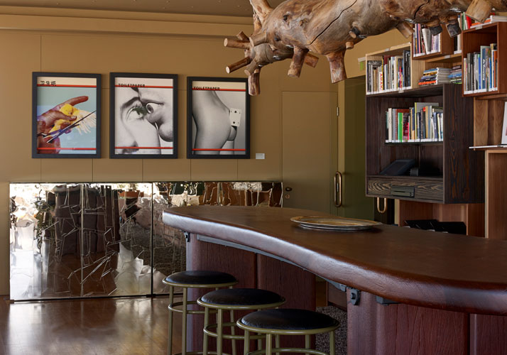 NEW Art Lounge, photo © Vangelis Paterakis.