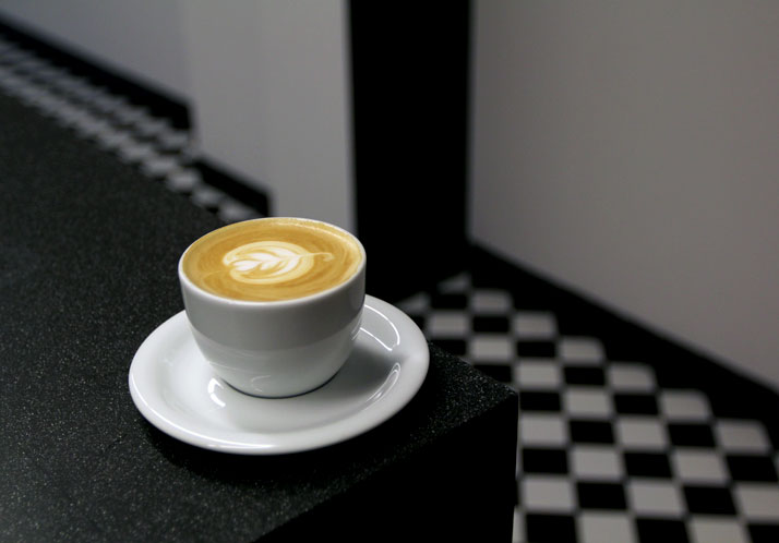 The BEST cappuccino in Paris @Cafe_Craft, photo © Costas Voyatzis for Yatzer.com