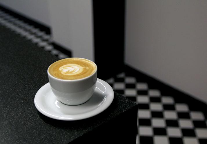 The BEST cappuccino in Paris @Cafe_Craft, photo © Costas Voyatzis for Yatzer.com