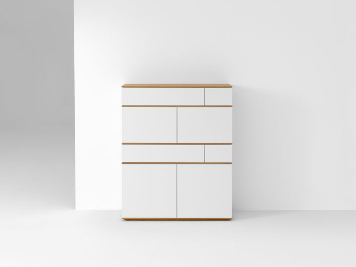 Landscape cabinet, design Studio Pastoe, 2012photo © PASTOE