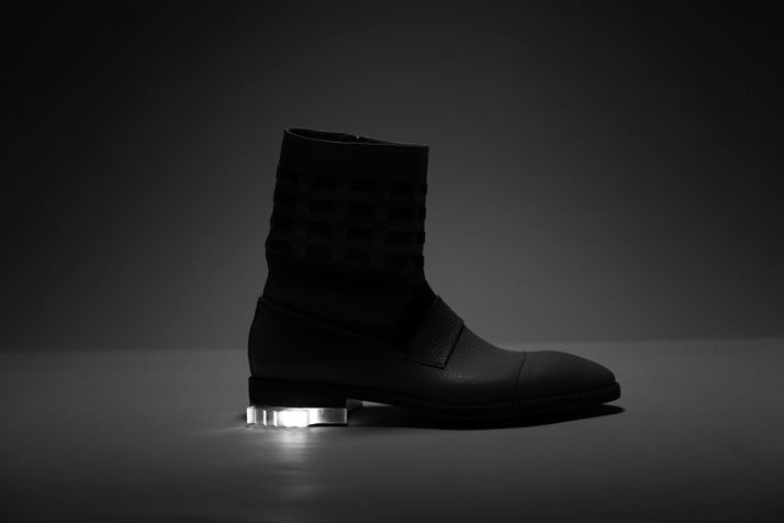 Refraction Boots, photo © Benjamin John Hall