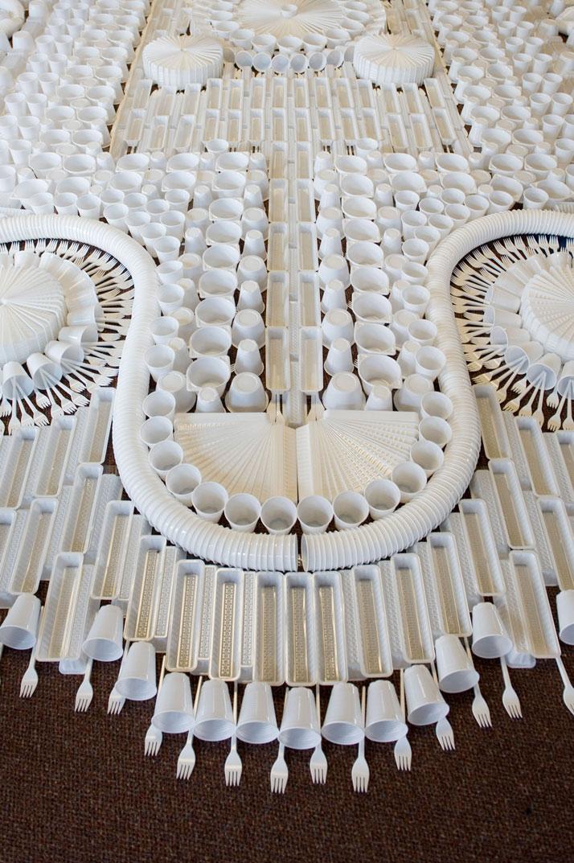 Disposable Carpet, photo© Amy Kouwenhoven
