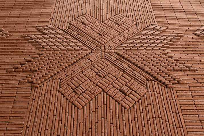 Candybar Carpet, photo © Ine van den Elsen