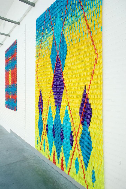 Peg Carpet, photo © Boudewijn Bollmann
