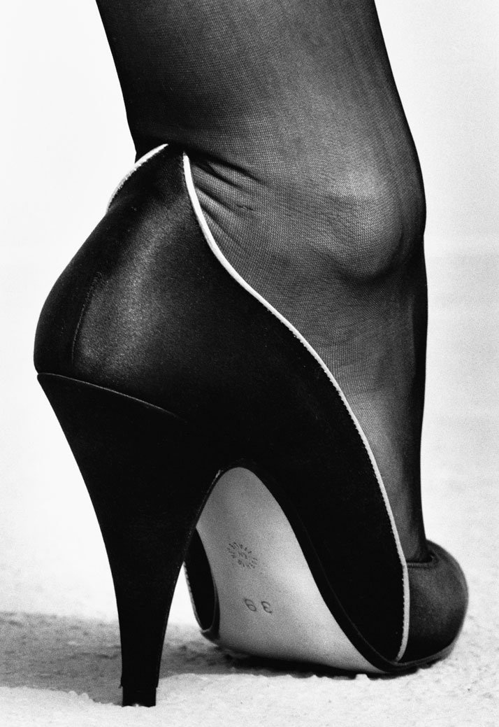 Helmut Newton, Walter Steiger, Vogue France, 1983, Parisphoto 