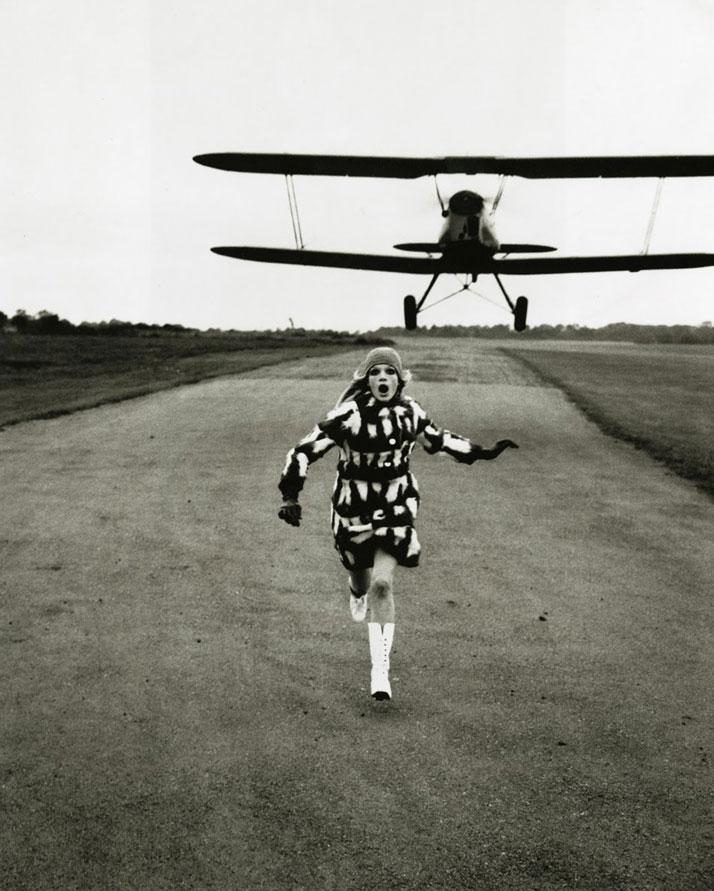Helmut Newton. British Vogue, London, 1967photo © Helmut Newton Estate