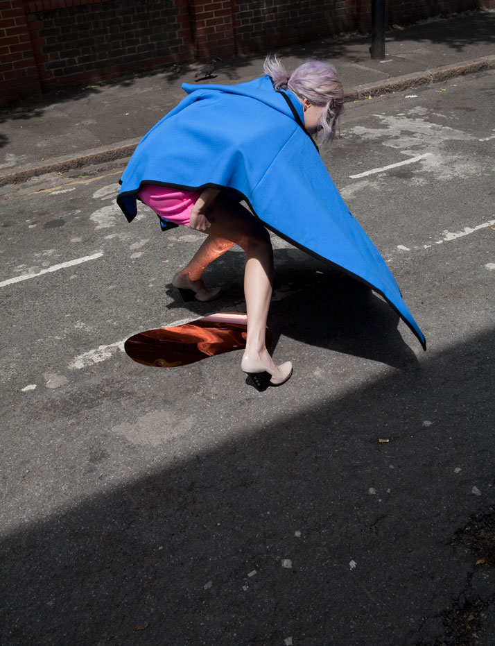 For POP, photo © Viviane Sassen