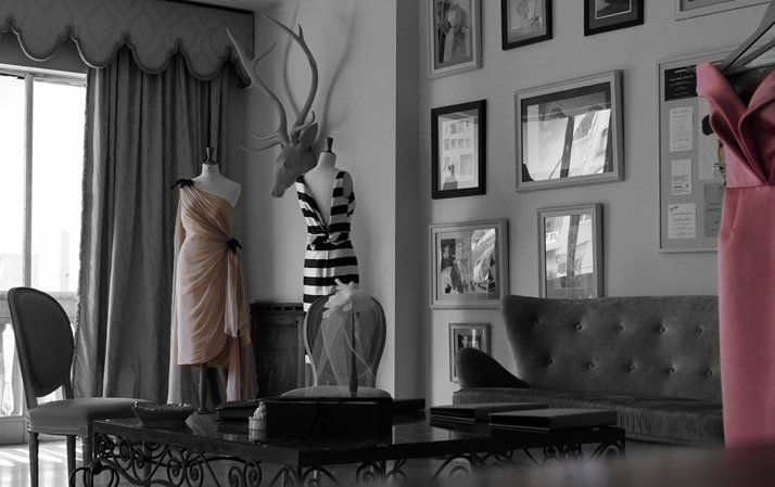 Vassilis Zoulias' showroom in Athens, Greece, photo © Costas Voyatzis for Yatzer.com