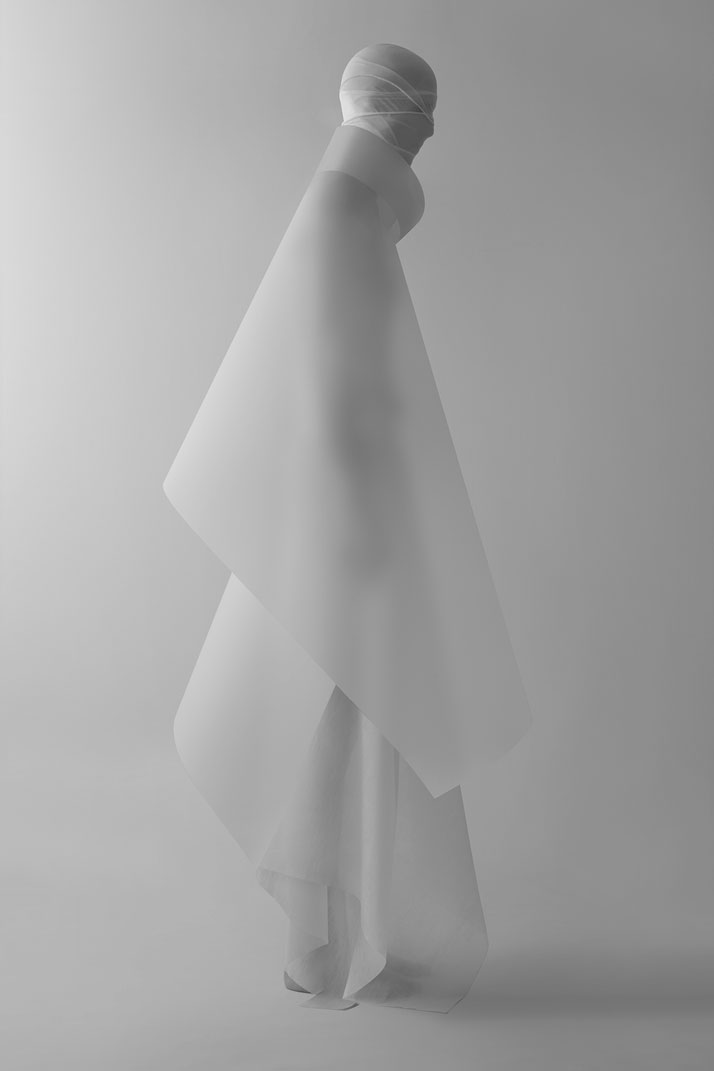 PHOTO: COPE/ARNOLDPROJECT: VEDAS GARMENTSGARMENT DESIGN: COPE/ARNOLDSCALE MODEL DESIGN: COPE/ARNOLD