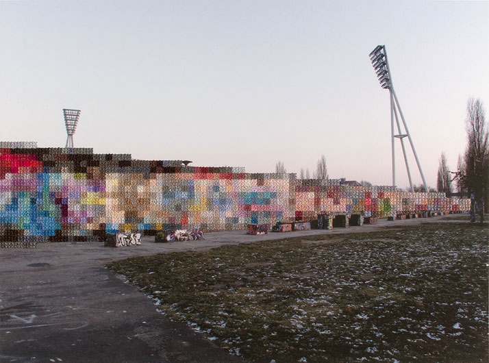 Berlin: Mauer Park, 2012, photo © Diane Meyer