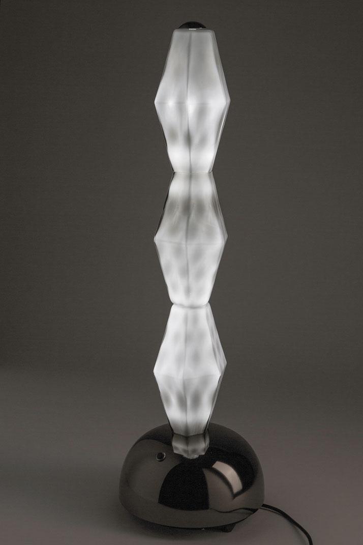 One. Venini, blown glassphoto by Emanuele Zamponi, Courtesy of Vacheron Constantin