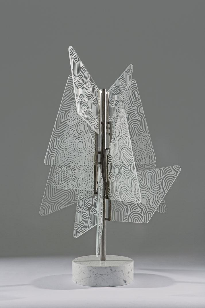 Ten. Henry glass, sandblasted glassphoto by Emanuele Zamponi, Courtesy of Vacheron Constantin