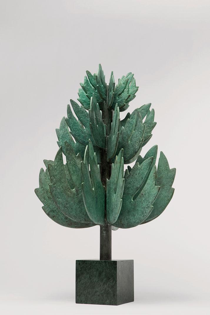 Seven. Gori Lab, bronzephoto by Emanuele Zamponi, Courtesy of Vacheron Constantin