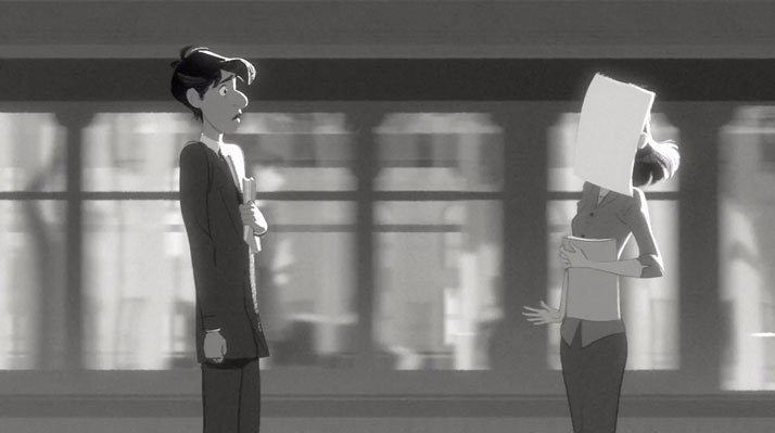 Image result for paperman
