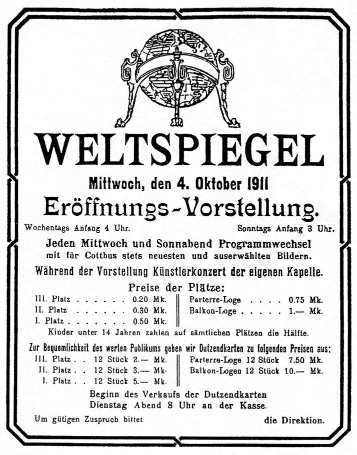 photo © Weltspiegel Archive