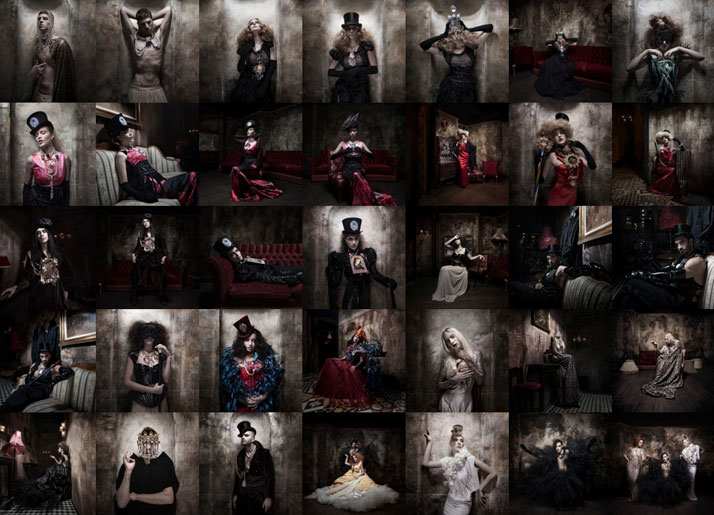 The MON NOX photohraphic series Photo: Sylwia Makris / Styling: Pericles Kondylatos