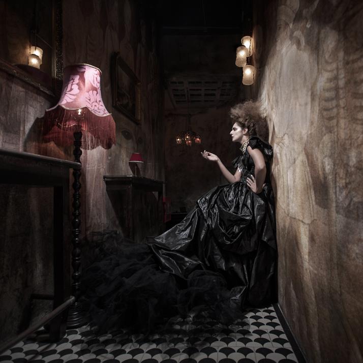 The evil queenPhoto: Sylwia Makris