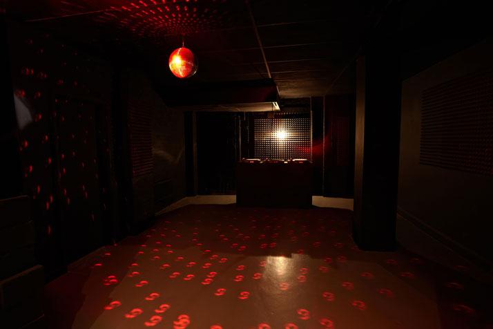 Club-Space, photo © Ben Benoliel / LN-CC