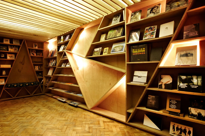 Library /Music-Room, photo © Ben Benoliel / LN-CC