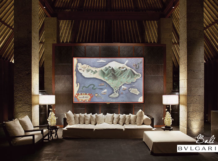 BVLGARI Hotel & Residences, Bali, photo © BVLGARI Hotels & Resorts
