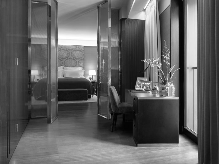 BVLGARI Hotel & Residences, London, photo © BVLGARI Hotels & Resorts