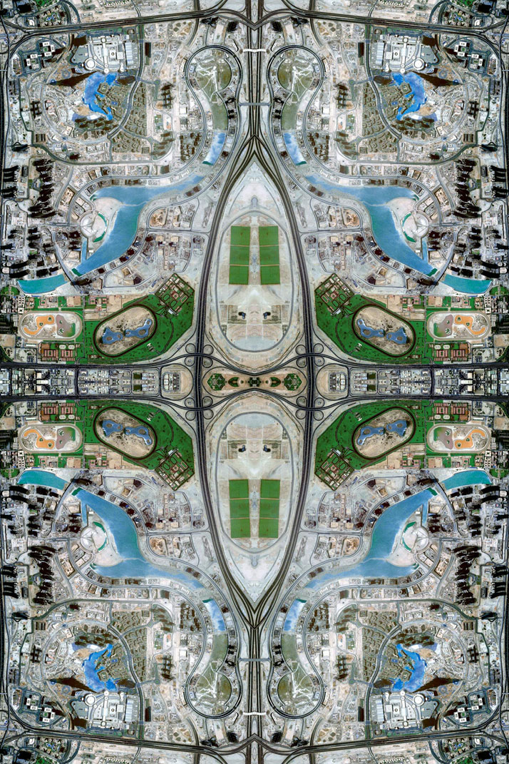 BURJ DUBAI, DUBAI, UNITED ARAB EMIRATES, 2009-10 Copyright David Thomas Smith
