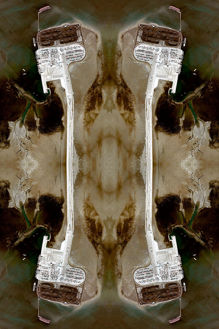 DELTA COAL PORT, VANCOUVER, BRITISH COLUMBIA, CANADA, 2009-10Copyright David Thomas Smith