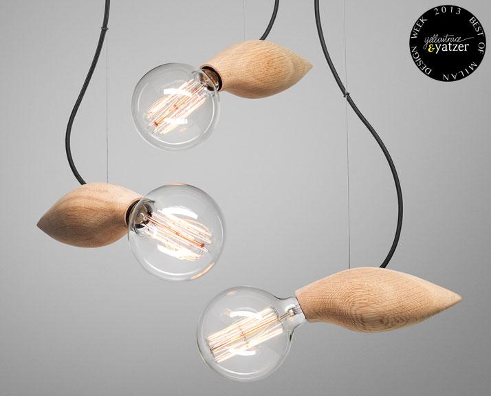 swarm lamp by jangir maddadi design bureau - Lamp Bureau Ado