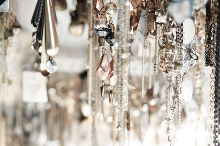 MADE IN BROOKLYN: Susan Domelsmith: The Jewelry Maker, photo © Dustin Cohen.