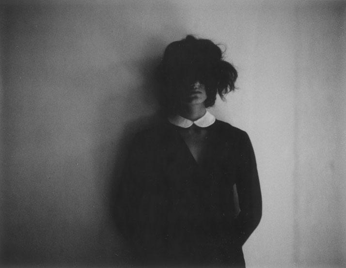 THE CAPSULE: Aurora Marion, polaroid © Maria Hatzakou.