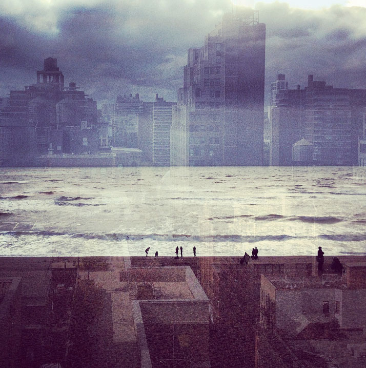 New York + London: A Collection Of Double Exposures By Daniella Zalcman 7