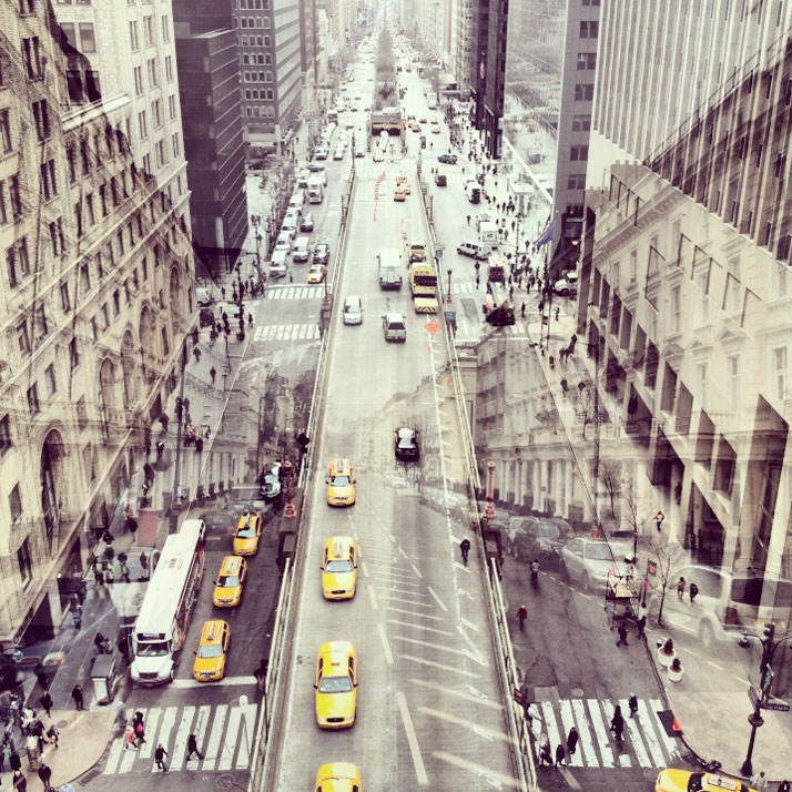 New York + London: A Collection Of Double Exposures By Daniella Zalcman 2