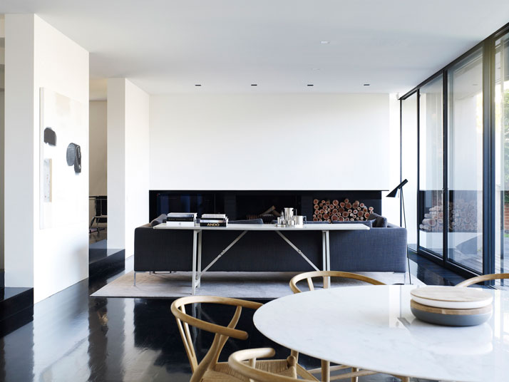 home interior design melbourne. Photo  Carr Design Group South Yarra Residence By In Melbourne Australia
