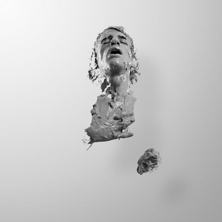 """""""El hombre que se crea. Retrato a Julián"""" photo © Alejandro Maestre."""