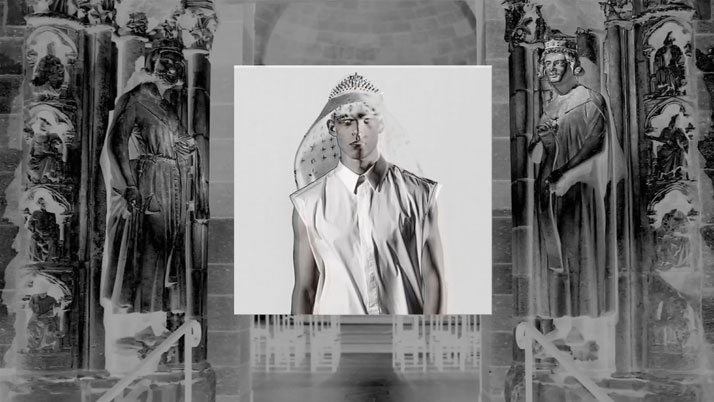 Givenchy x Barneys  GIVENCHY X BARNEYS FASHION FILM BY GORDON VON STEINER Givenchy barneys Gordon von Steiner yatzer 7