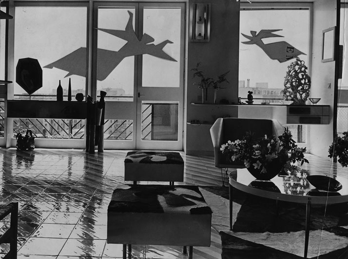Courtesy of Gio Ponti Archives.
