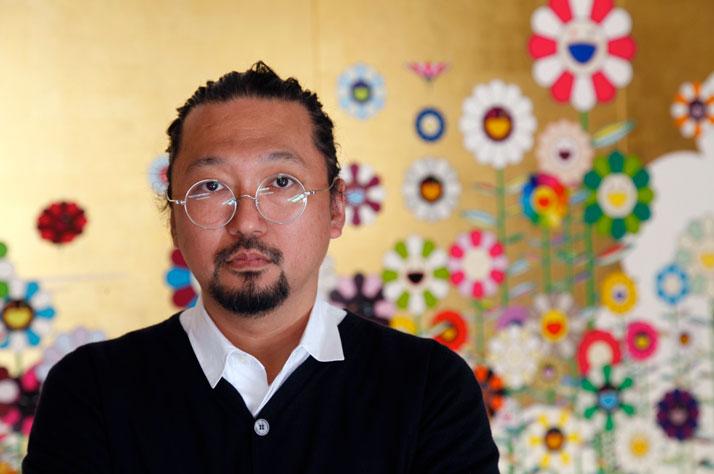 Takashi Murakami, photo© Koichiro Matsui.