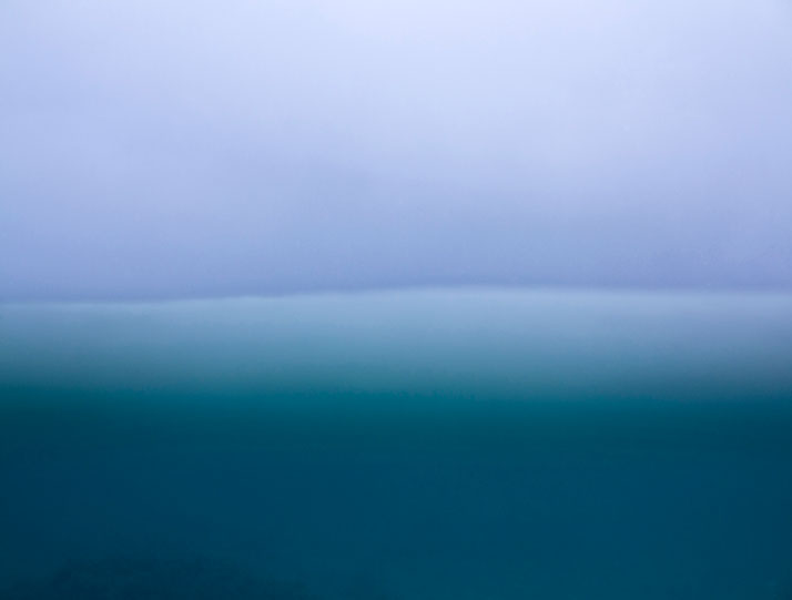 Marina Vernicos, ''Sea Through'' series, Malo, Vanuatu.118,5x150 cm. Photo Courtesy of the photographer and Zoumboulakis Gallery, Athens, Greece.