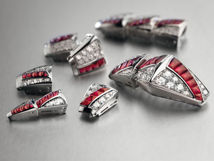 Serpenti High Jewellery. Photo © Bulgari Archives.