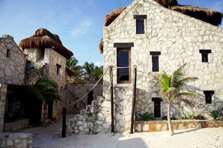 Coqui Coqui Tulum, photo © Todd Selby, The Shelby.