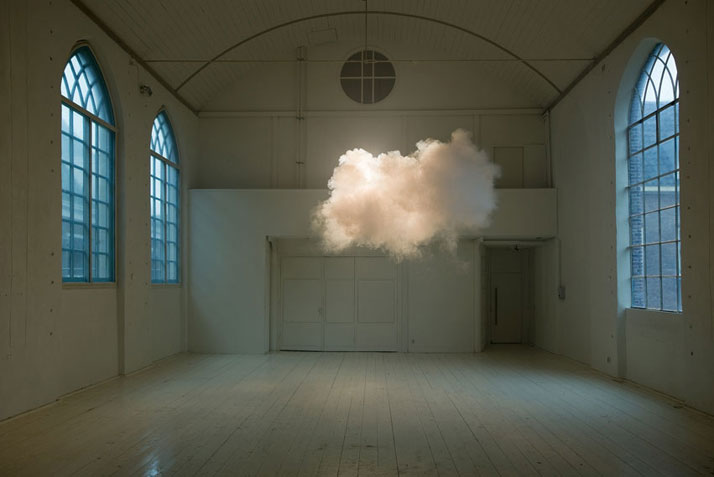 Nimbus II by Berndnaut Smilde, Photo: Cassander Eeftinck Schattenkerk