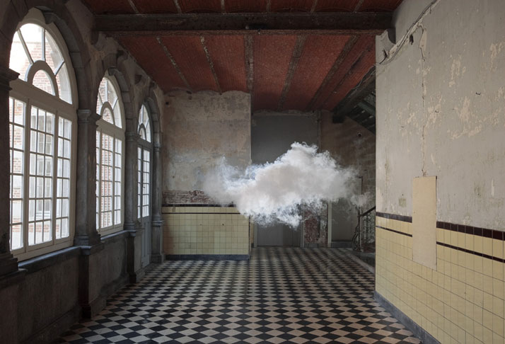 Nimbus D'Aspremont by Berndnaut Smilde, Photo: Cassander Eeftinck Schattenkerk