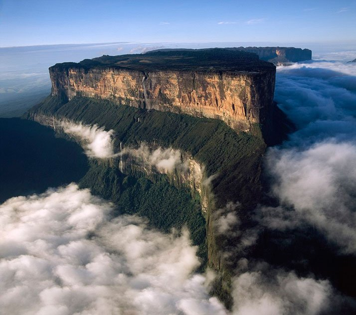Mount Roraima, Venezuela.photo © Sonha TC.