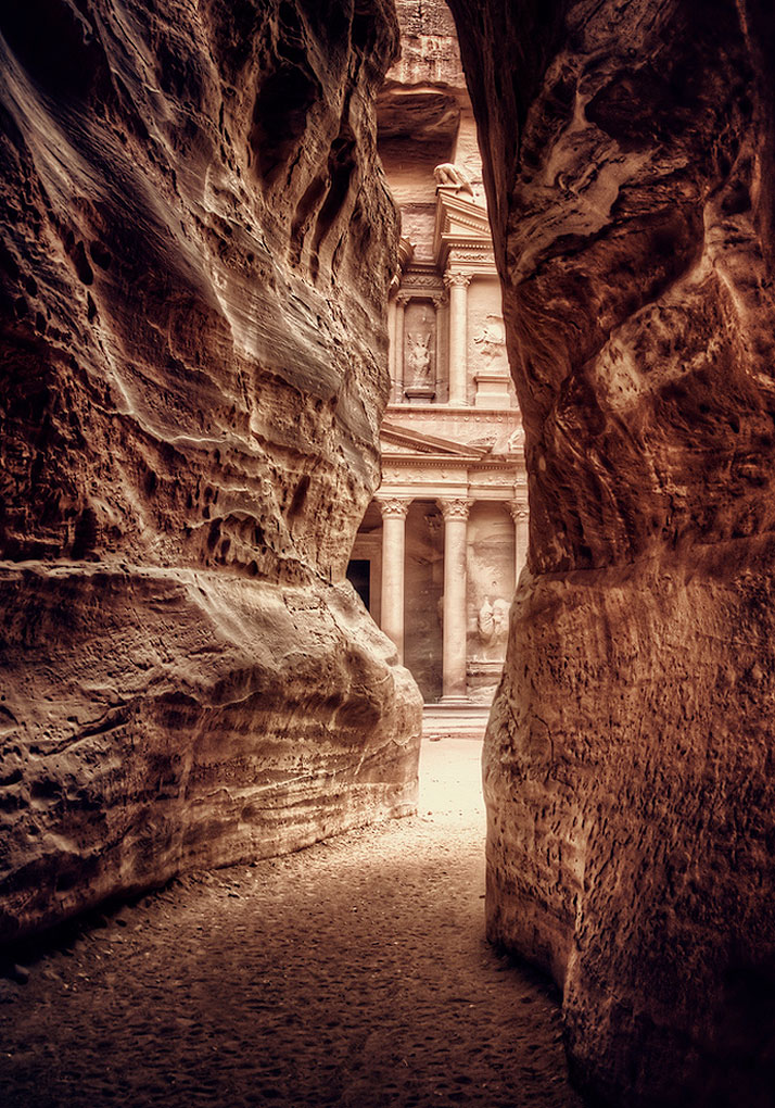 Petra, Jordan.photo © Arturo Lavín.
